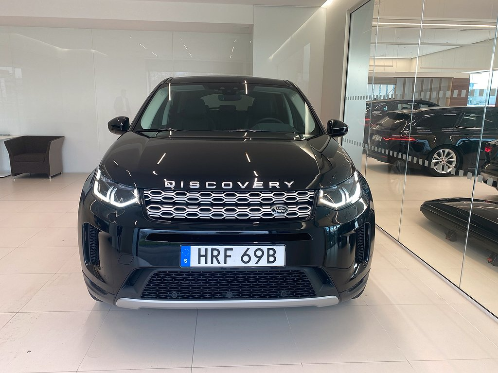 Land Rover Discovery Sport 2.0D AWD SE