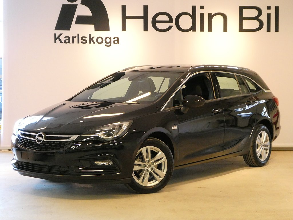 Opel Astra 1.4T ST Dynamic Aut LED Demo