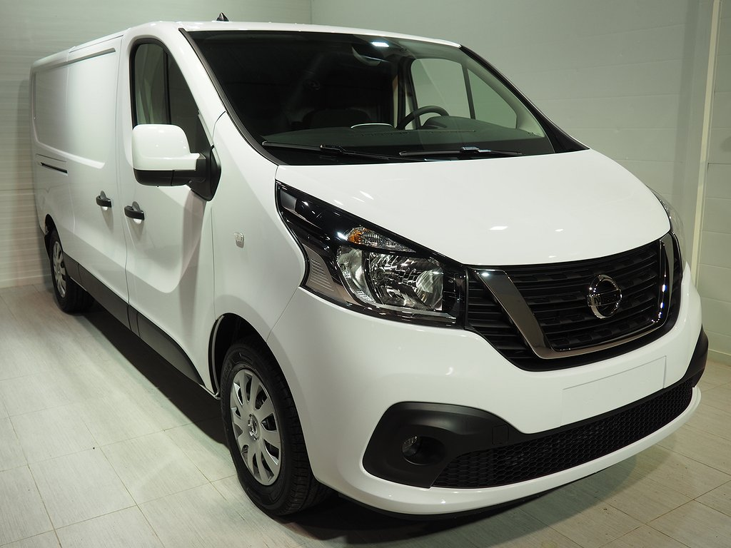 Nissan NV300 2.0 dCi L2H1 145hk Working Star, Webasto, Drag