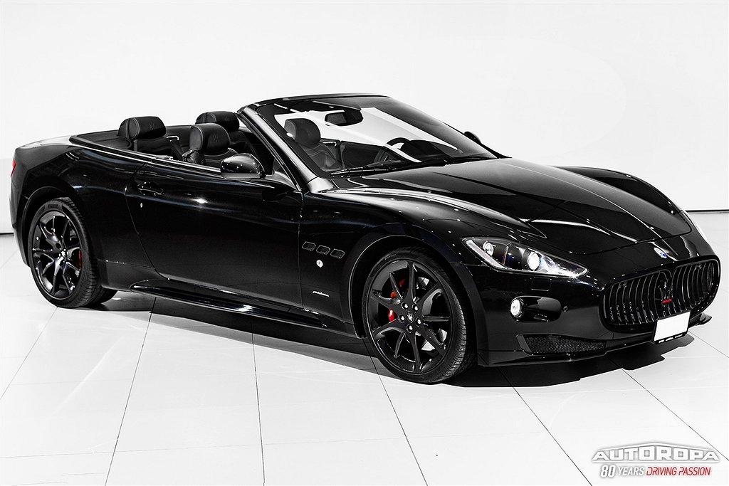 Maserati GranCabrio 4.7 Sport 450hk
