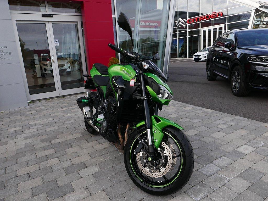 Kawasaki Z900 En ägare