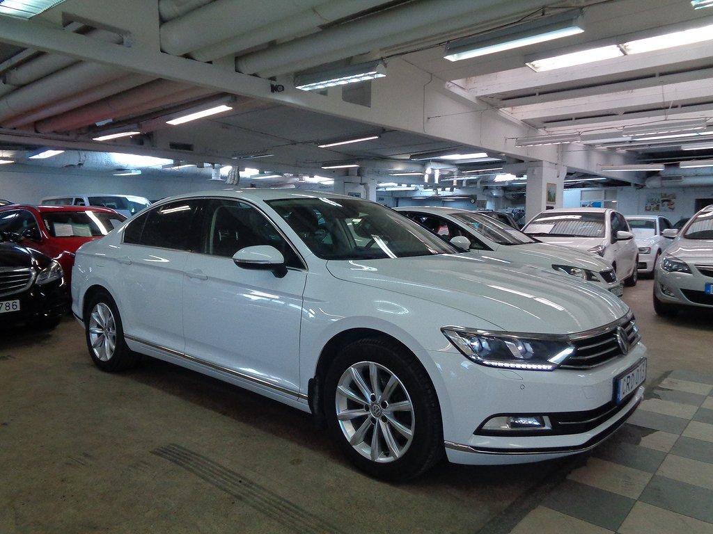 Volkswagen Passat 2.0 TDI GT DSG EXECUTIVE BUSINESS / BACK-KAMERA