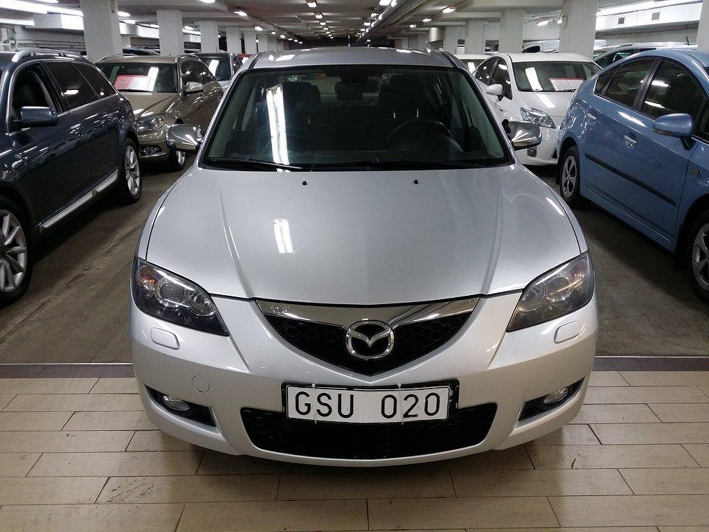 Mazda 3 Sedan 1.6 109hk