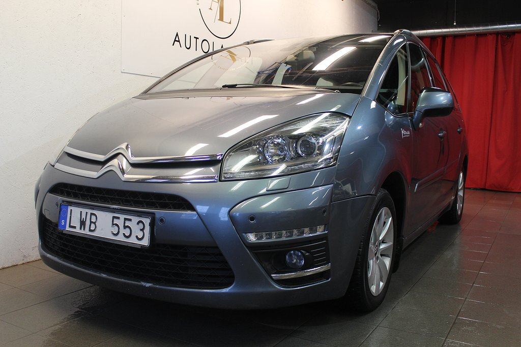 Citroën Grand C4 Picasso 1.6 e-HDi 7-sits Nyserv Nybes 111hk
