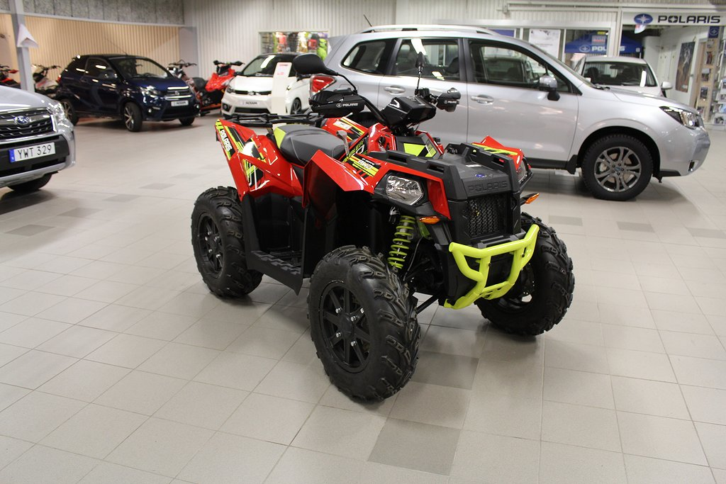 "Polaris Scrambler XP 1000 ""DEMO"" Traktor B"