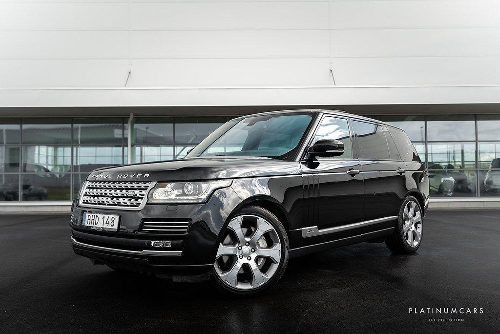 Land Rover Range Rover Autobiography LWB V8 510hk