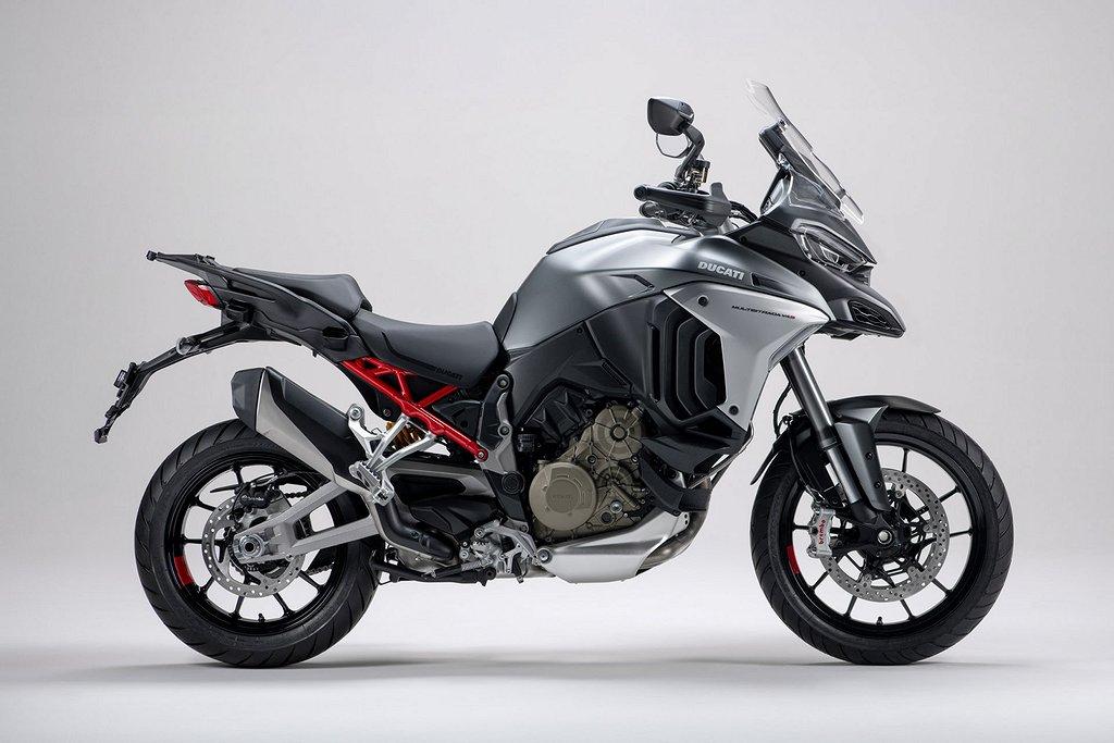 Ducati Multistrada V4 S Travel & Radar