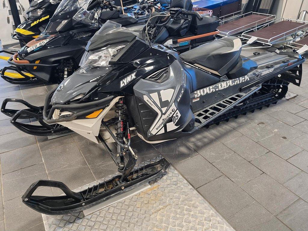 Lynx Boondocker 800 3900 elstart