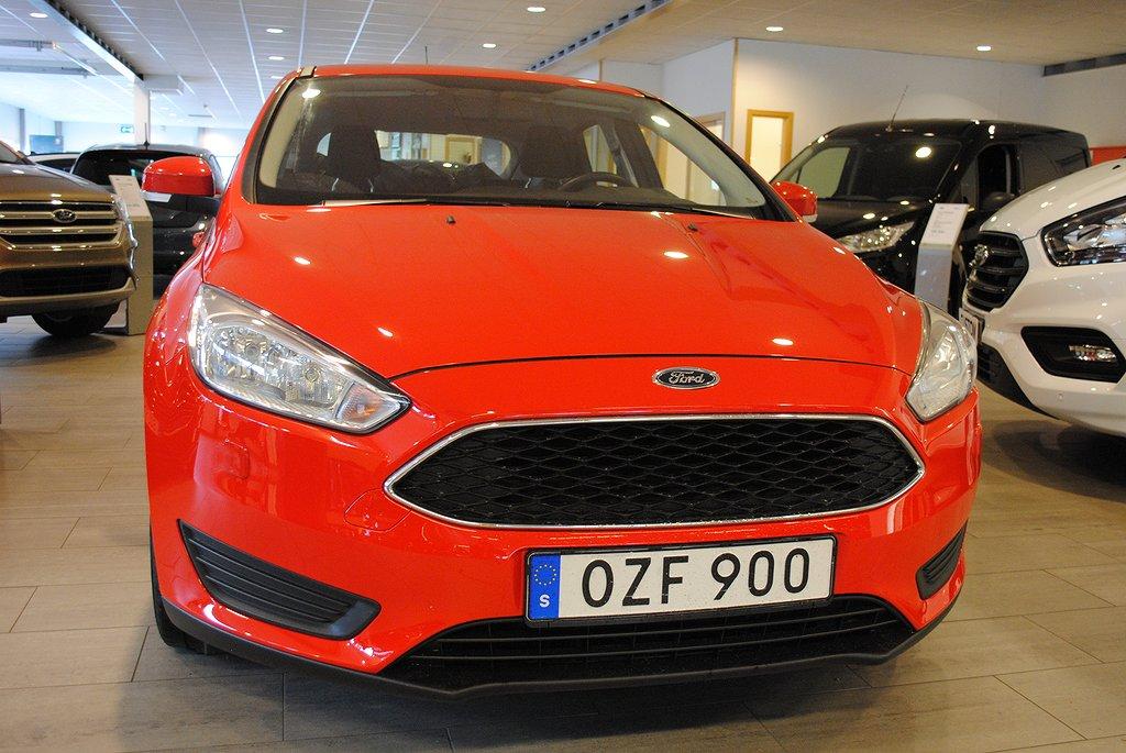 Ford Focus 1.5 TDCi 95hk Trend*Miljöbil*