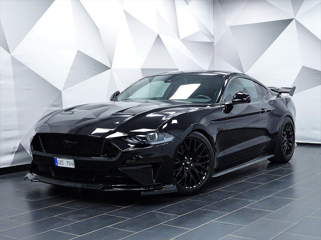 Ford Mustang Fastback 5,0 GT V8 / Custom 2
