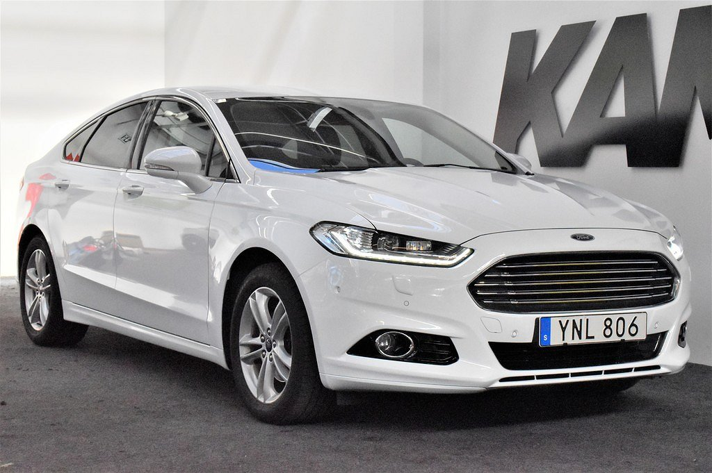 Ford Mondeo 2.0 | Söndags Öppet 26/9 | TDCi | Powershift | Backkamera | Navi