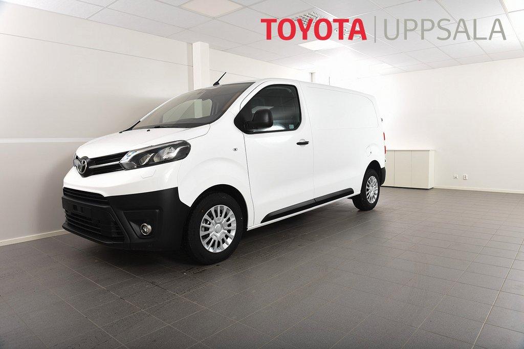 Toyota ProAce Medium 120 hk Comfort Aut D-värmare