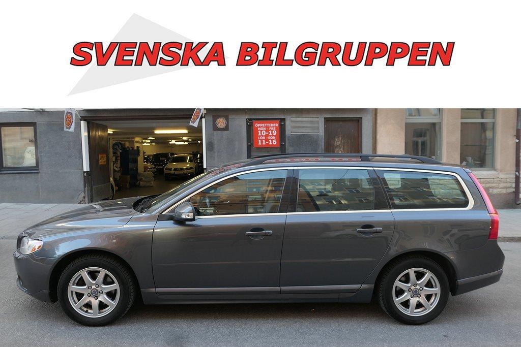 Volvo V70 D3  Momentum Aut Drag Värmare Kamrem bytt