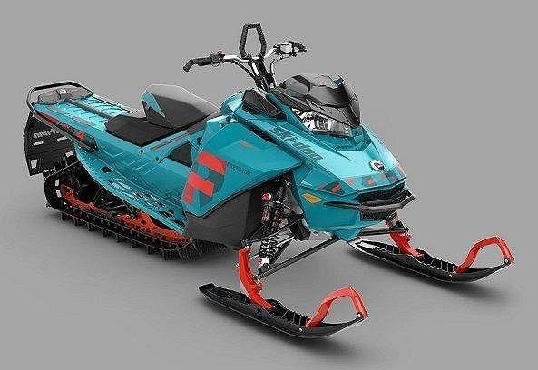 """Ski-doo Freeride 146"""" 850 E-TEC -19 *DEMO*"""