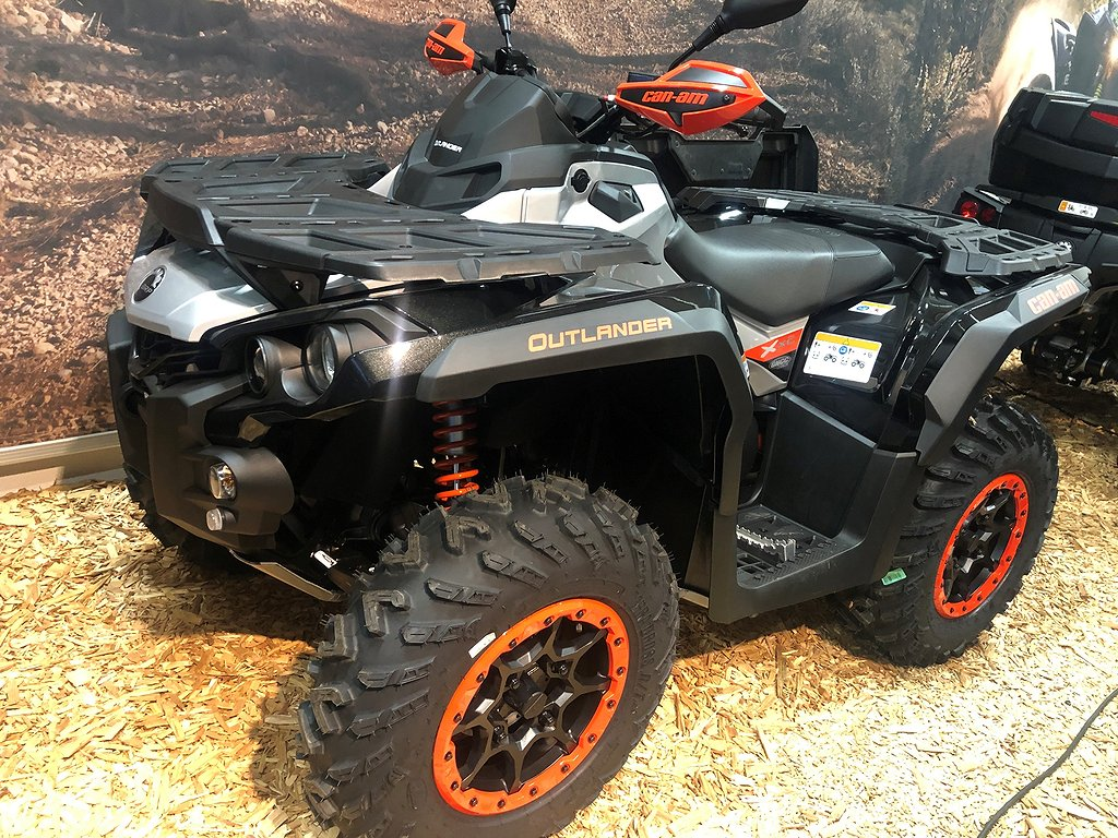 Can-Am Outlander 1000 XXC T3