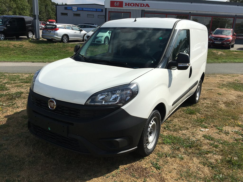 Fiat Doblo 1,3 80 hk Fleet edition