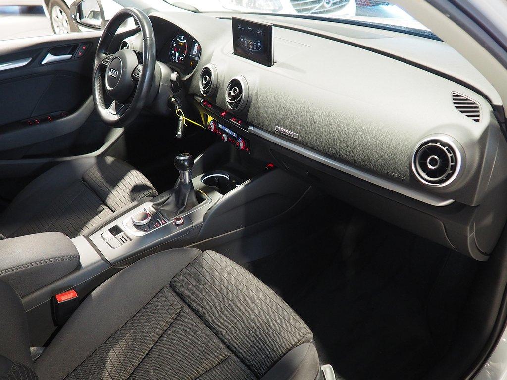 Audi A3 Sportback g-Tron 1.4 TFSI CNG Euro 6 2015