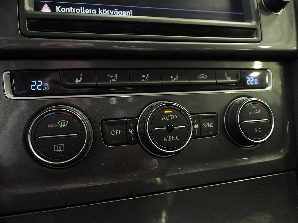 Volkswagen E-Golf 24.2 kWh 115hk Aut Navi 2015