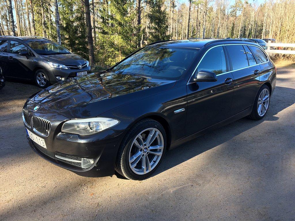"BMW 520 d Touring Steptronic 184hk 19"" hjul"