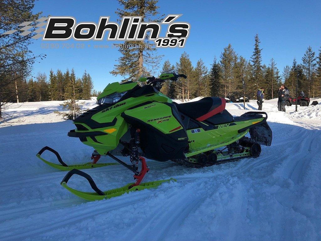 Ski-doo RENEGADE XRS 900 TURBO 2020 *BOKA NU*