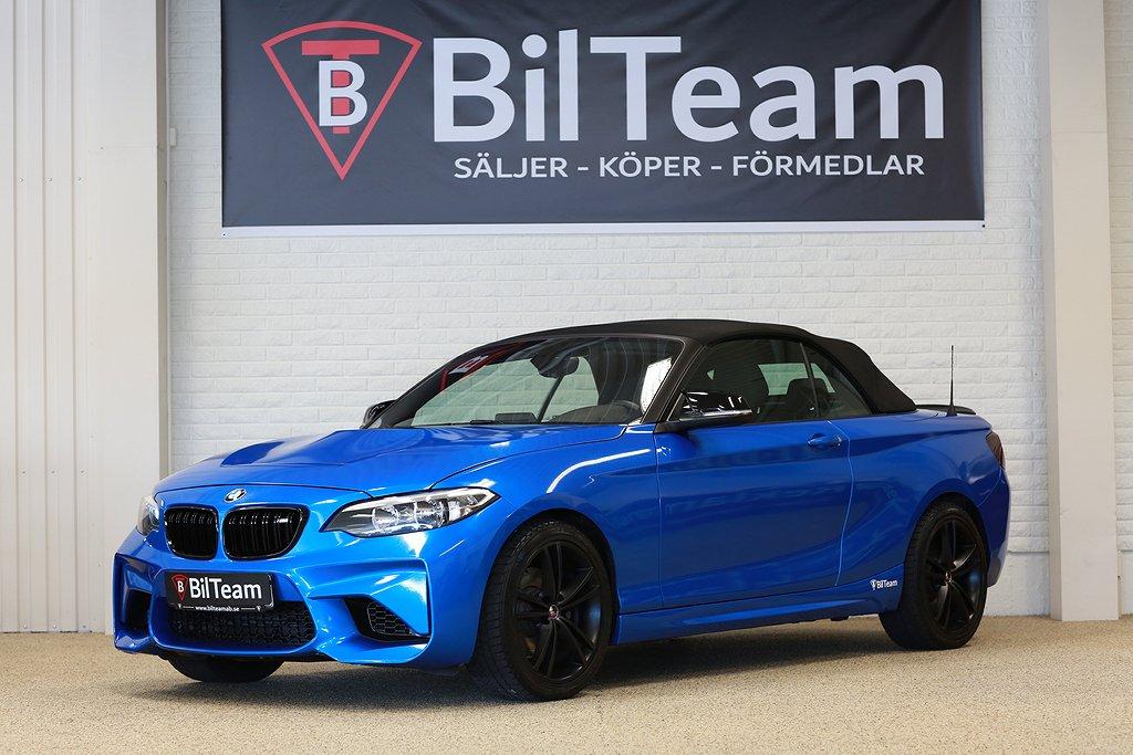 BMW 220 D Convertible Euro 6 *UNIK BMW M2 OPTIK*