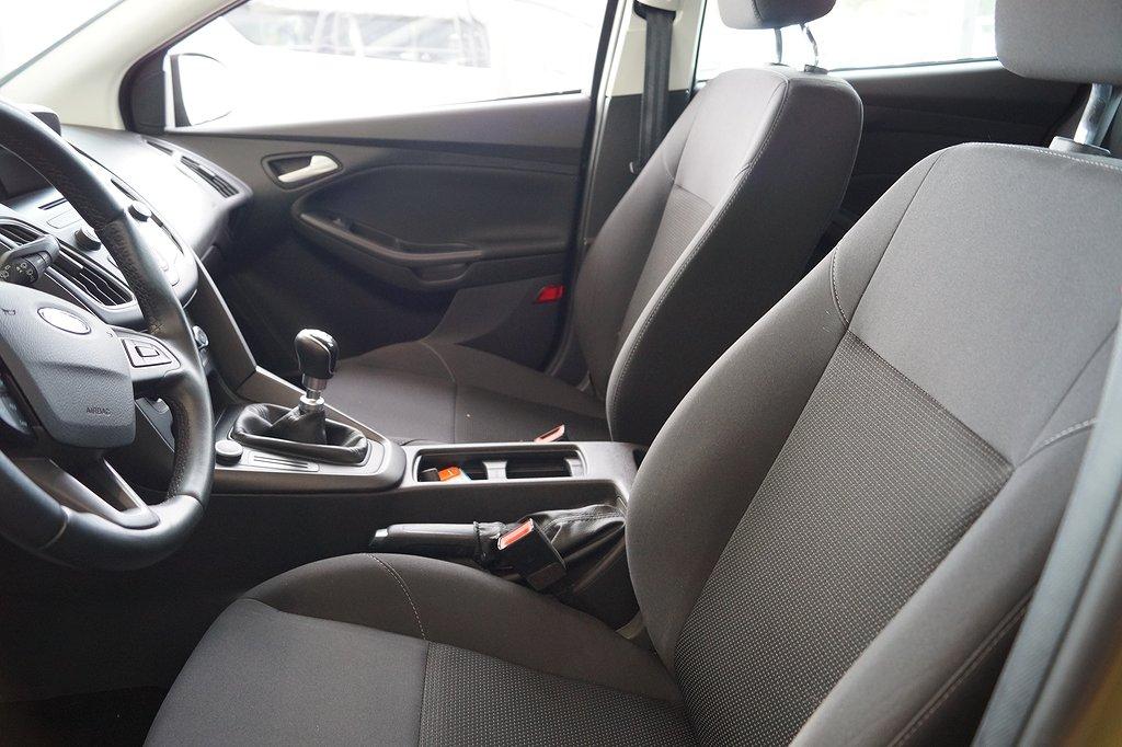 Ford Focus 1.5 TDCi 95hk Kombi