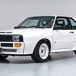 Världens dyraste Audi - 34 år gammal