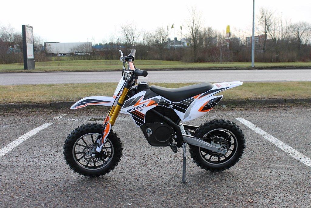 Brantech Racing Barncross XJ Gazelle El 500W
