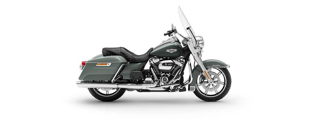 Harley-Davidson FLHR ROADKING FRI FRAKT