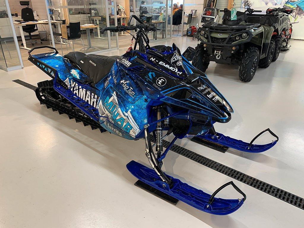 Yamaha Sidewinder MTX 153 LE 270hk