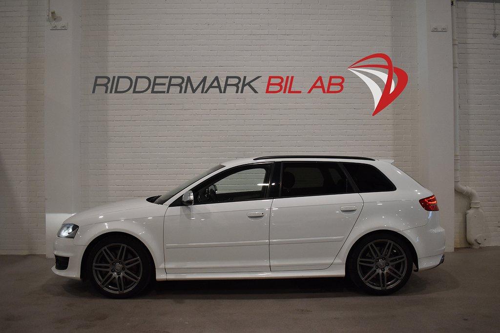 Audi S3 2.0 TFSI Sportback (265hk)