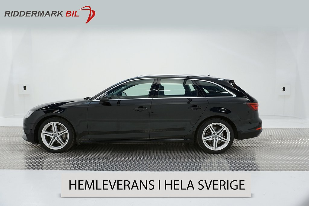 Audi A4 Avant 40 TDI (190hk)