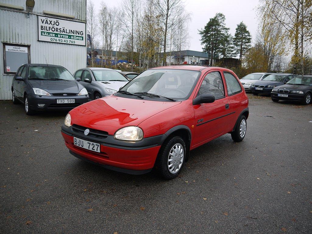 Opel Corsa 3-dörrar 1.4 60hk/BES/7000 MIL
