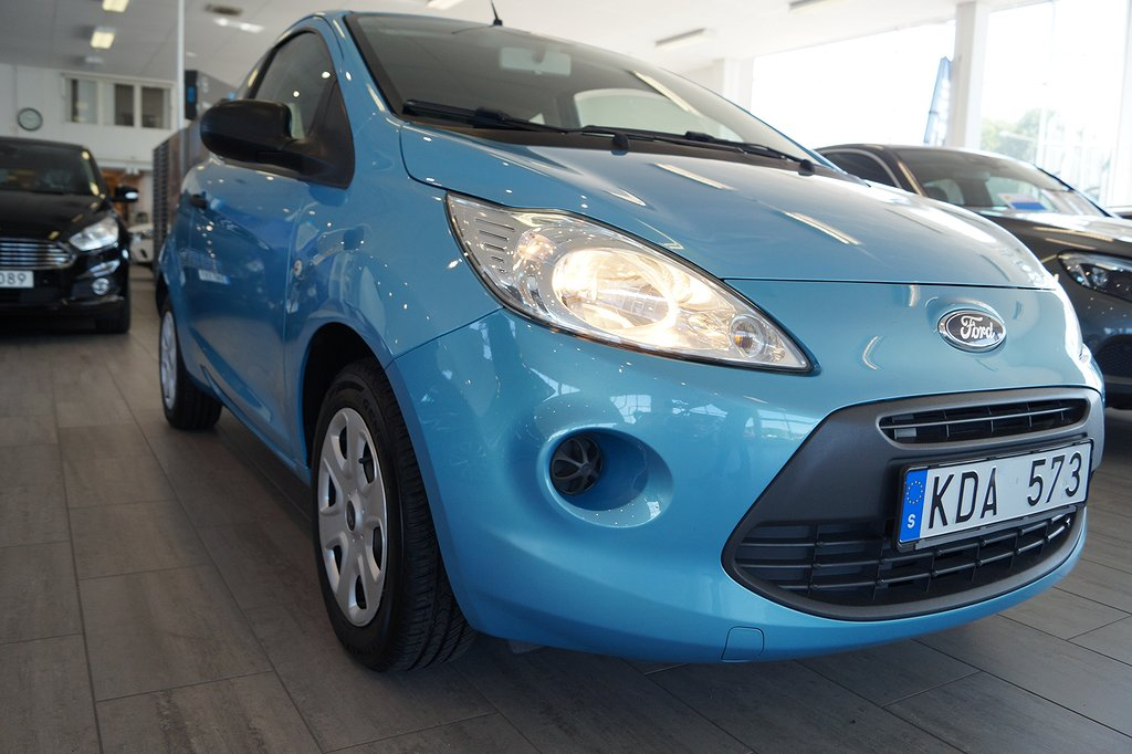 Ford Ka 1.2 69hk 2 Dörrar / Låg Skatt
