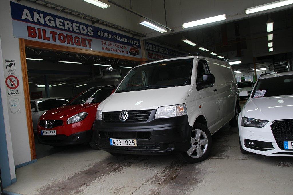 Volkswagen Transporter 2.5 TDI Comfort 131hk NY BES