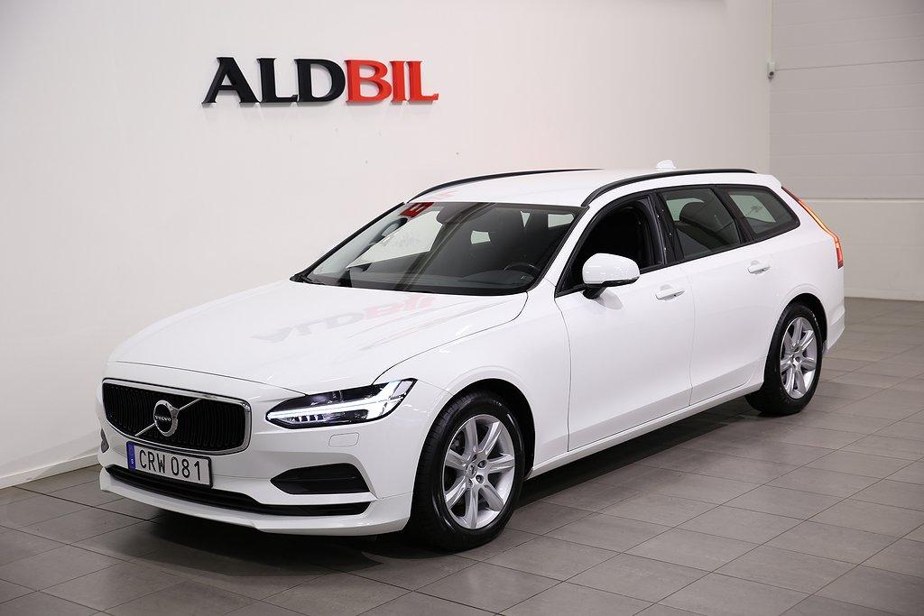 Volvo V90 D3 150hk AWD Business Aut - 1.99% Ränta