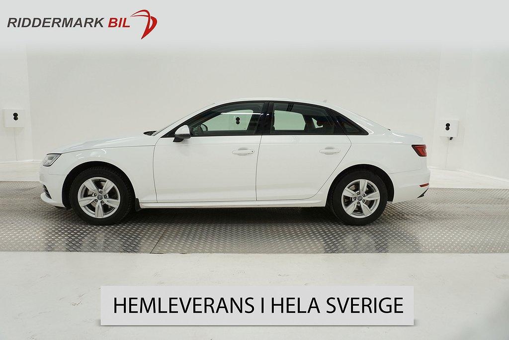 Audi A4 1.4 TFSI (150hk)