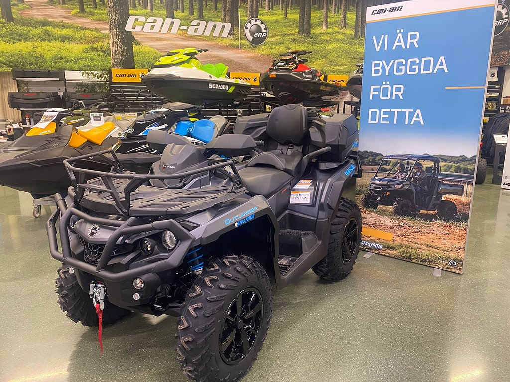 Can-Am Kampanj! Outlander MAX XT T 650 T3B ABS