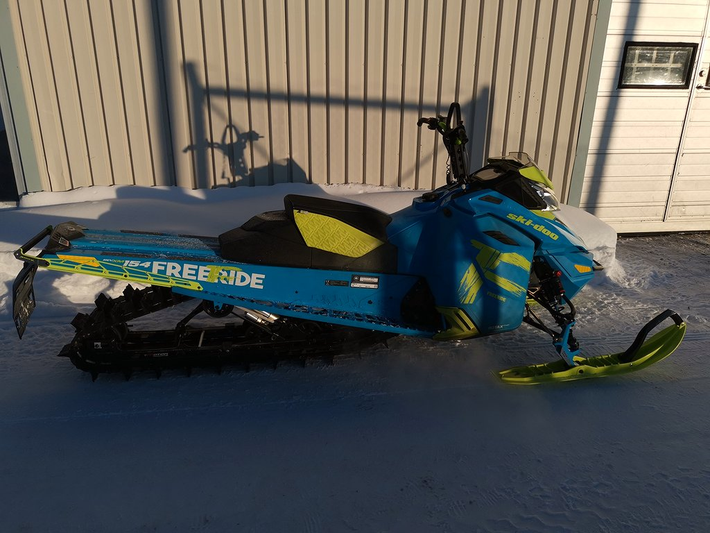 "Ski-doo Freeride 800 R 154"""