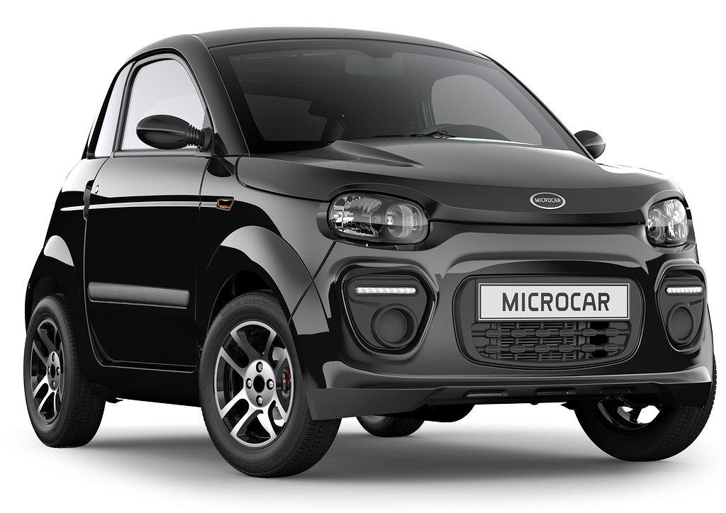 Microcar Due+ Nu med 3 års garanti !