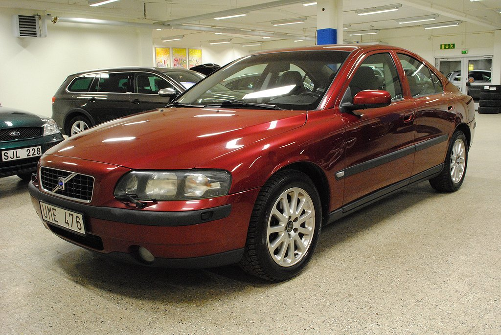 Volvo S60 2.5T Business 210hk Drag. Mv