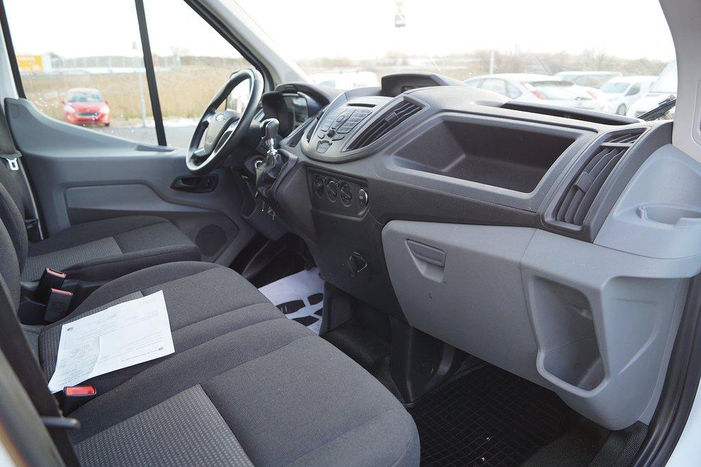 Ford Transit Dubbelhytt 2.2 TDCI 125hk FWD Kapell