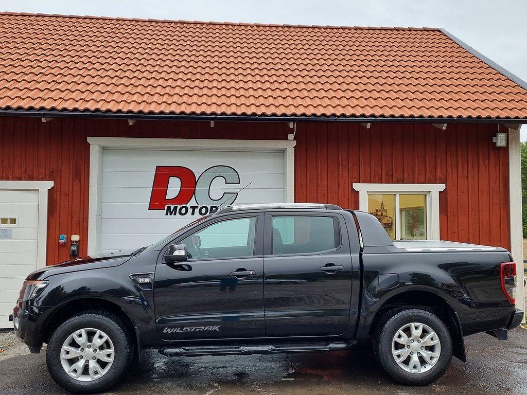 Ford Ranger Dubbelhytt 3.2 4x4 - Finans - Byte