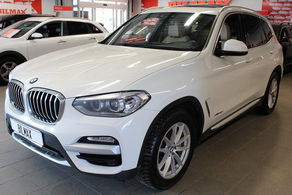 BMW X3 G01 xDrive30d A Business xLine