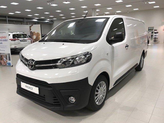 Toyota ProAce Skåpbil 2.0 D-4D Comfort paket Vinterhjul Dieselvärmare