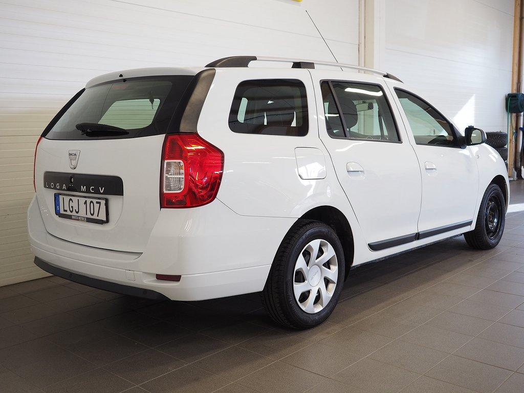 Dacia Logan MCV 0.9 TCe 90hk 2016