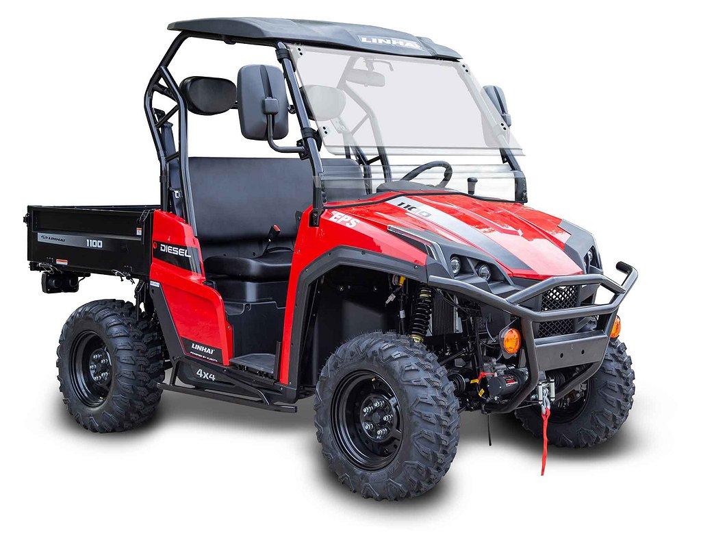 Linhai T-Boss 1100 Diesel Traktor B