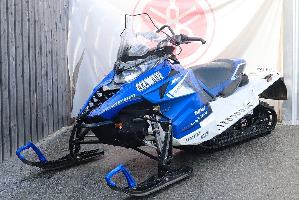 "Yamaha Sr Viper Xtx 141"""