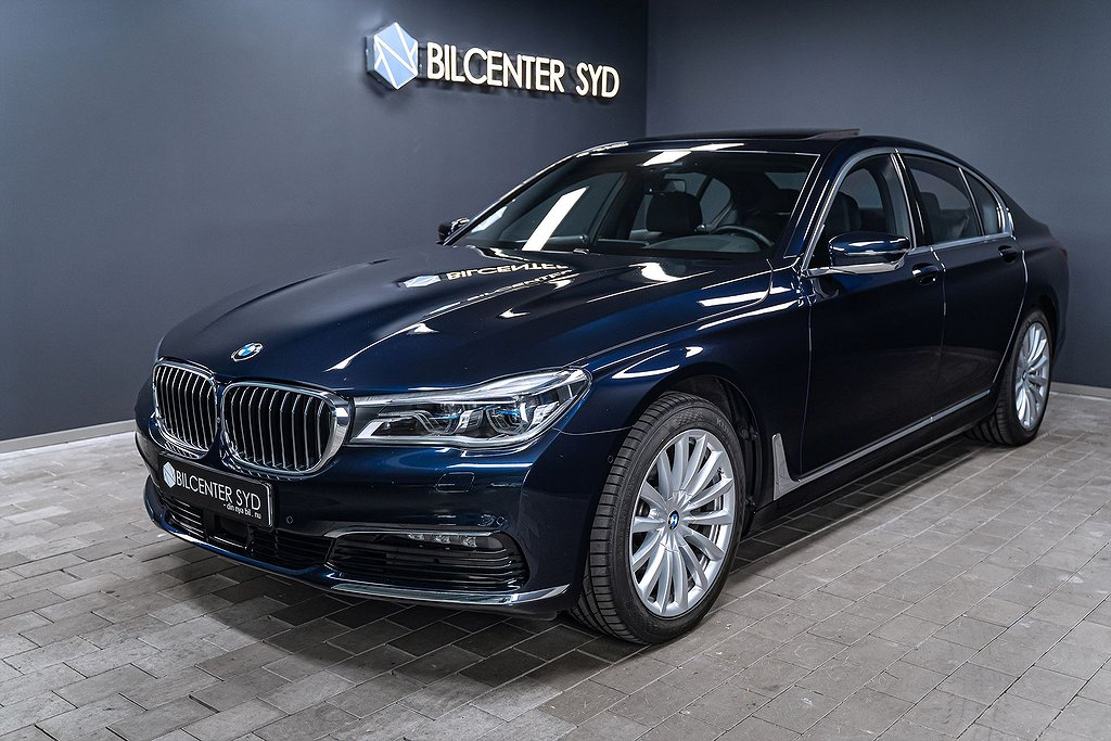 BMW 730 d xDrive Sedan. G11 (265hk)