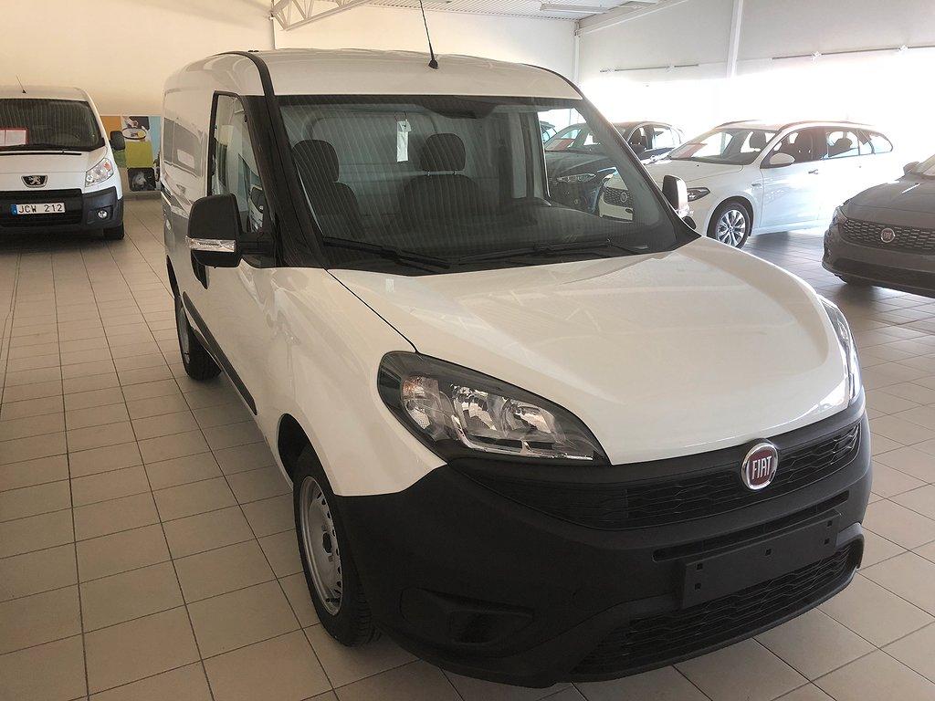 Fiat Doblo Skåp Fleet Edition L1H1 3.4m3 1.3 MultiJet 80 hk